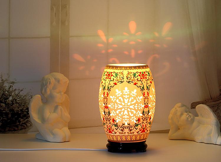 景德镇玲珑陶瓷灯具的创新设计