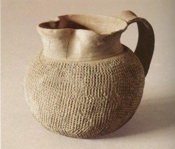 仰韶陶瓷手绘素材