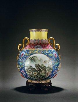 陶瓷盘图案手绘图祝福