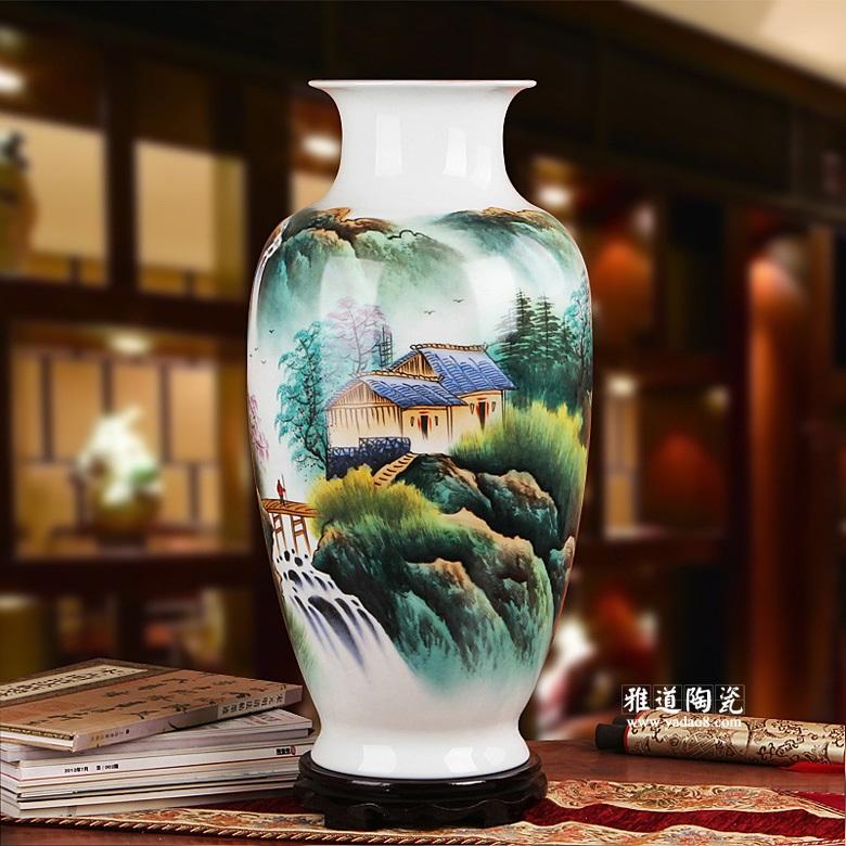 家居摆件陶瓷花瓶