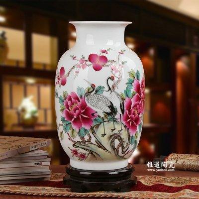 瓷器花瓶摆件