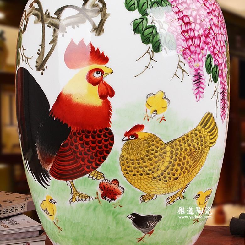 陶瓷工艺品花瓶