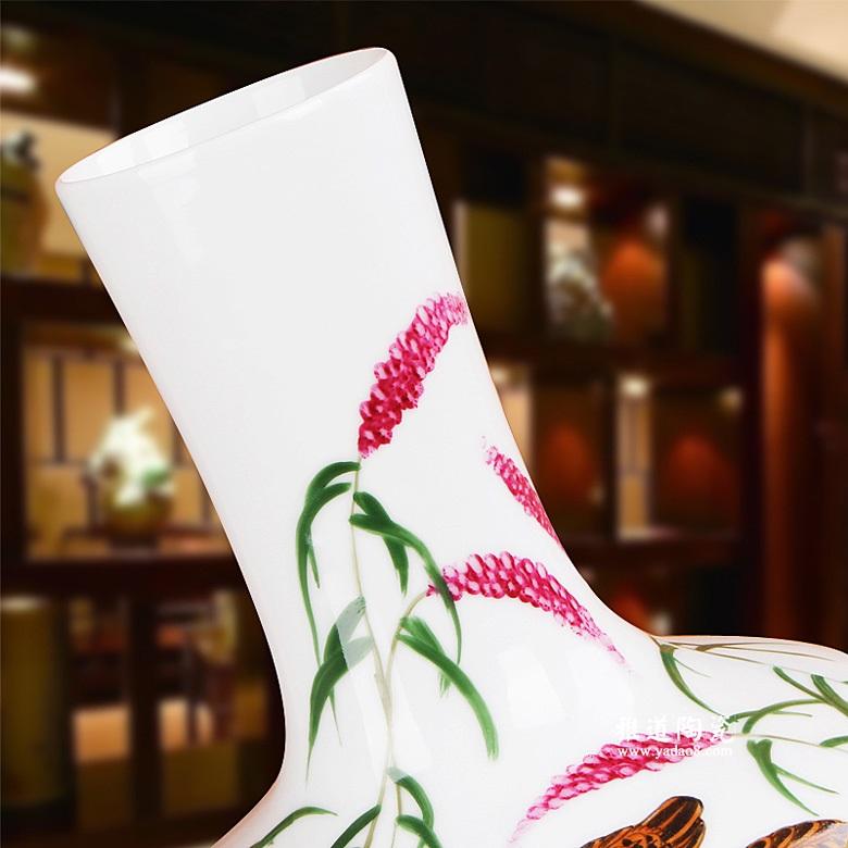 家用陶瓷花瓶