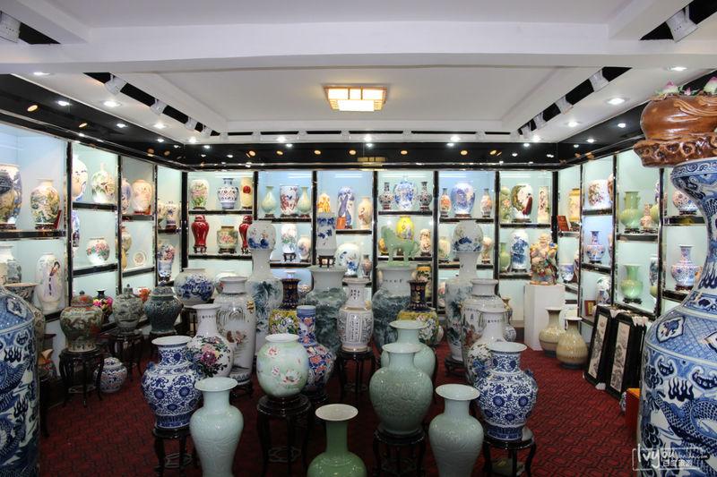 景德镇陶瓷店