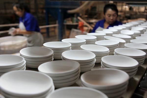 中国区域陶瓷出口竞争力比较研究