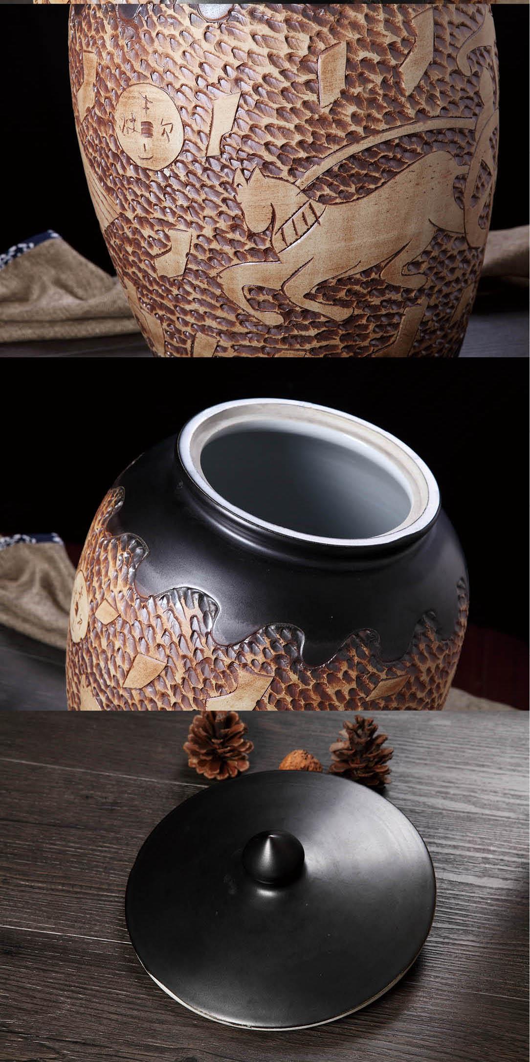 米缸细节图