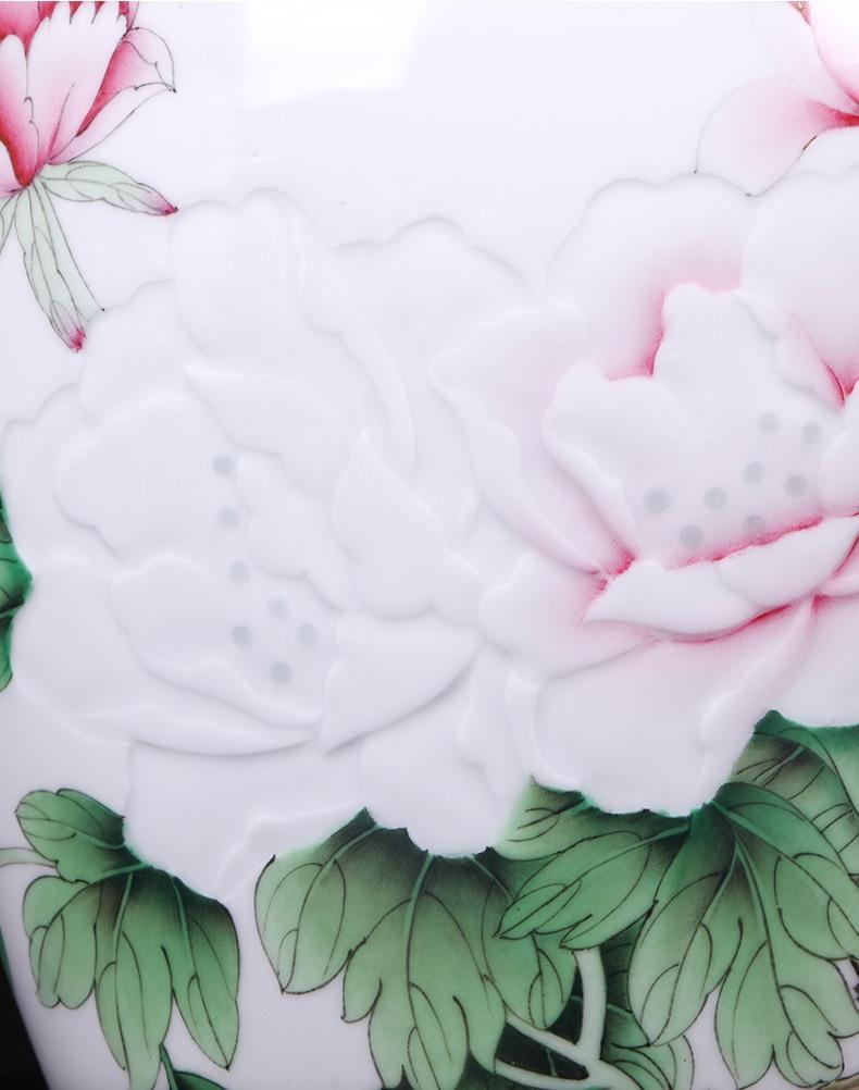 夏国安薄胎手绘雕刻半刀泥作品鸟语花香